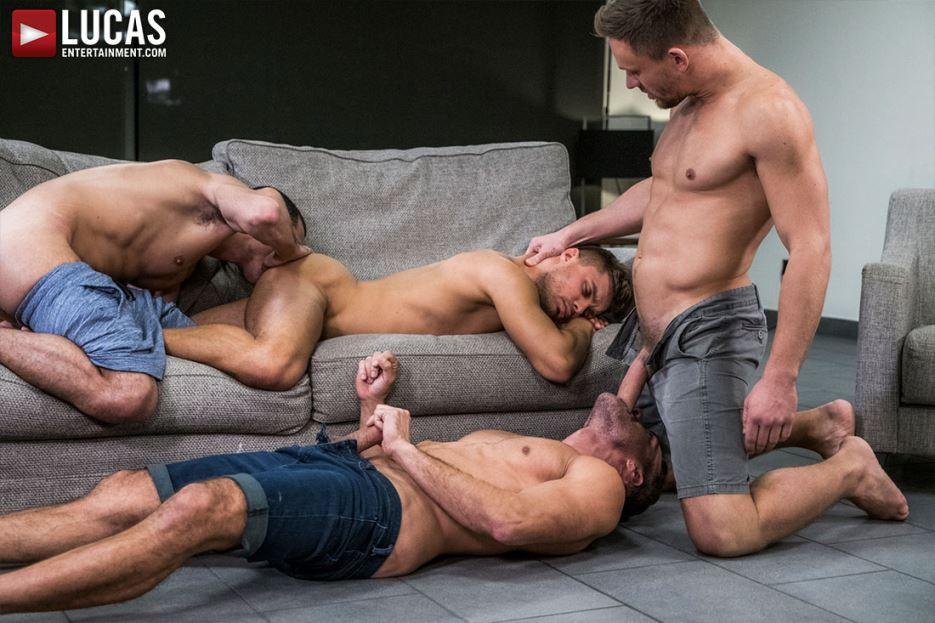 Manuel Skye, Javi Velaro, Andrey Vic and Klim Gromov