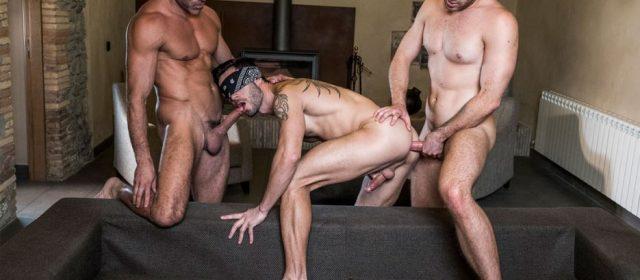 Manuel Skye, Andy Star and Jackson Radiz