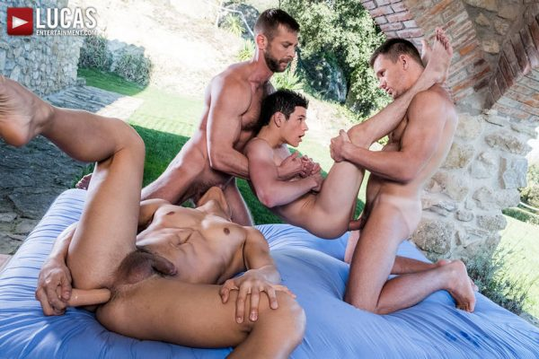 Bulrog, Andrey Vic, Ken Summers and Ricky Verez