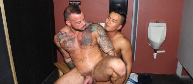 Sean Duran and Alex Chu