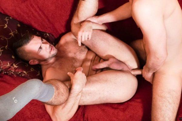 Michael Delray and Blaze Austin
