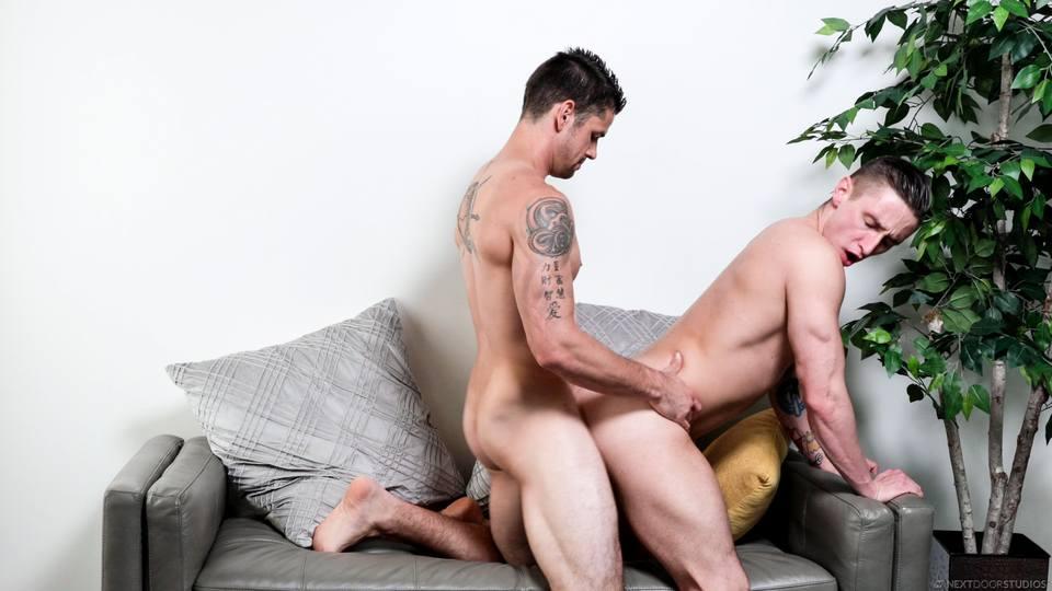 Lance Ford and Jason Richards