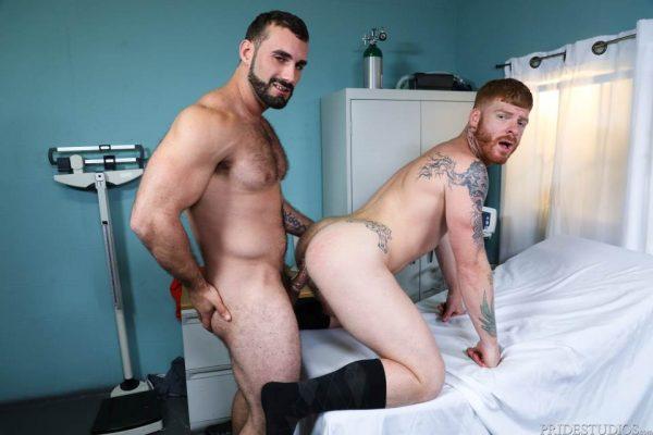 Jaxton Wheeler and Bennett Anthony