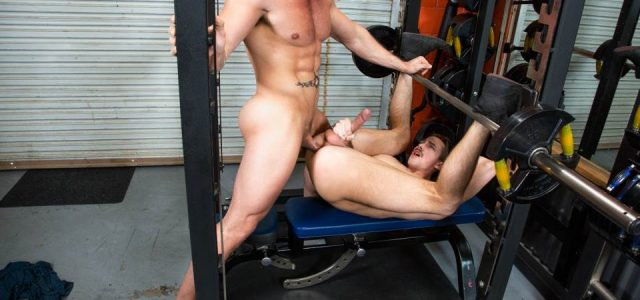 Austin Wolf and Jack Hunter