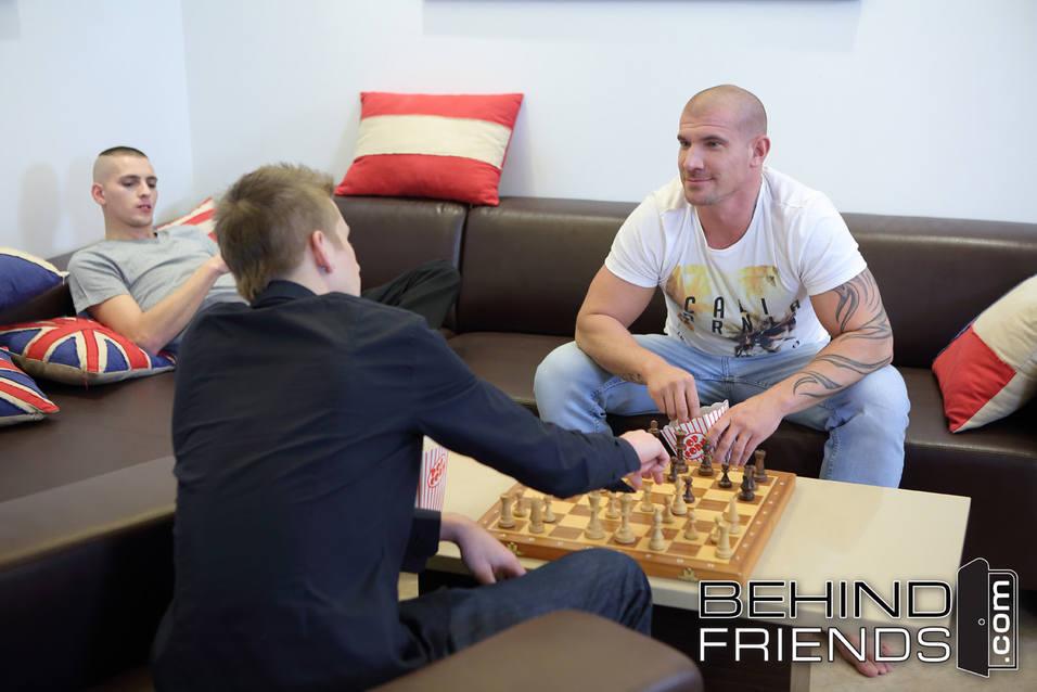 Thomas Fiaty, Max Born and Tim Law