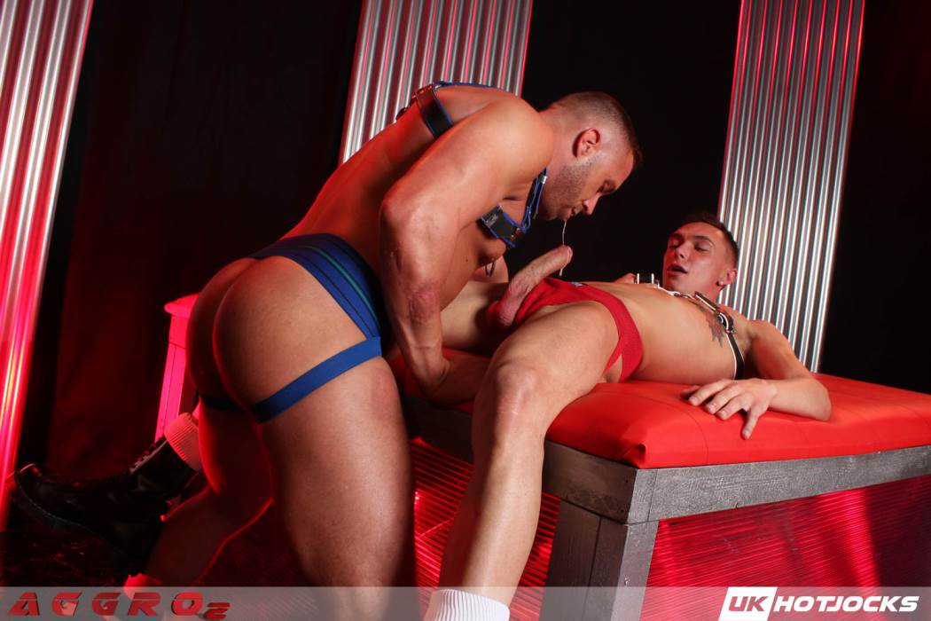 Wade Steel and Max London