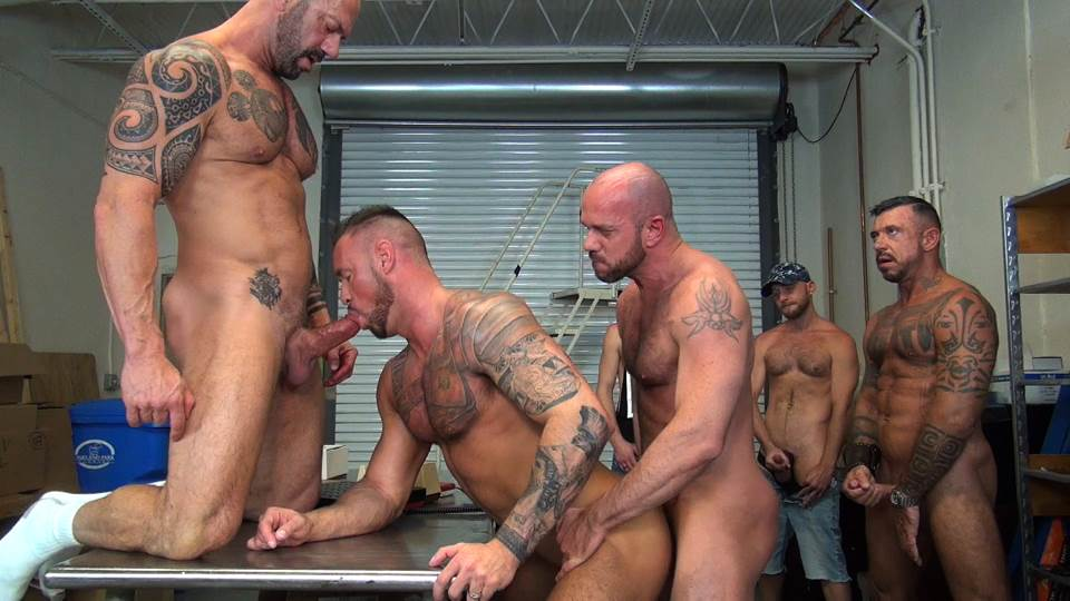 Michael Roman - Orgy: Part 1 2