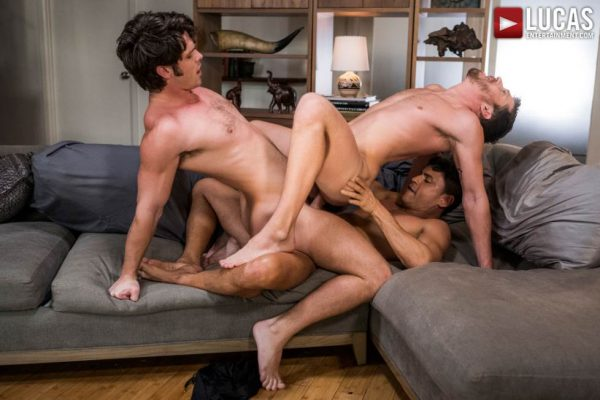 Rafael Carreras, Devin Franco and Shawn Andrews