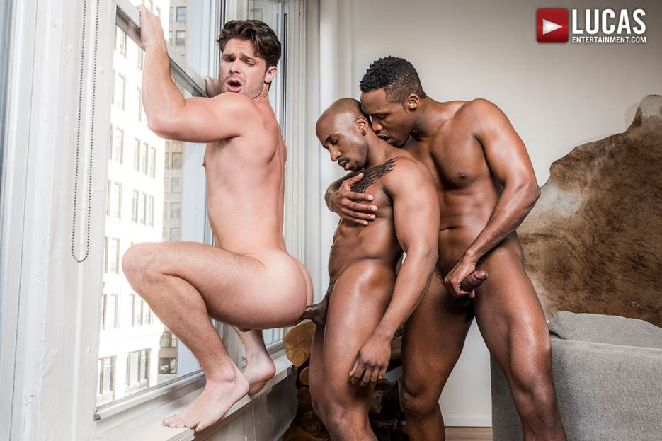 Devin Franco, Andre Donovan and Max Konnor