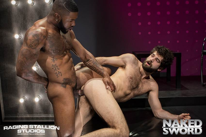 Raging Stallion Presents: Shut Up And Fuck Me! 4