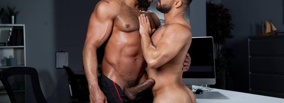 Bruno Bernal and Jay Landford