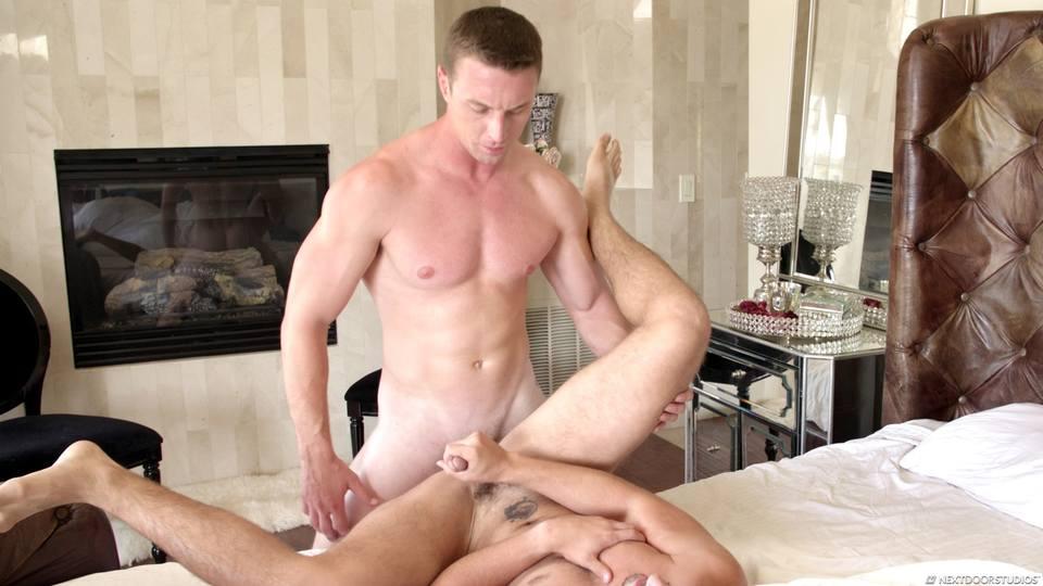 Ricky Ridges and Jackson Reed