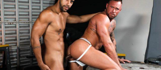 Jay Alexander and Michael Roman