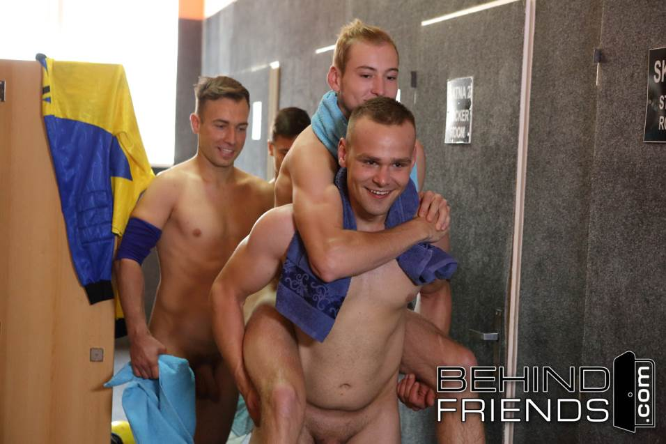 Jace Reed, David, Tomas Salek and Andy West 3