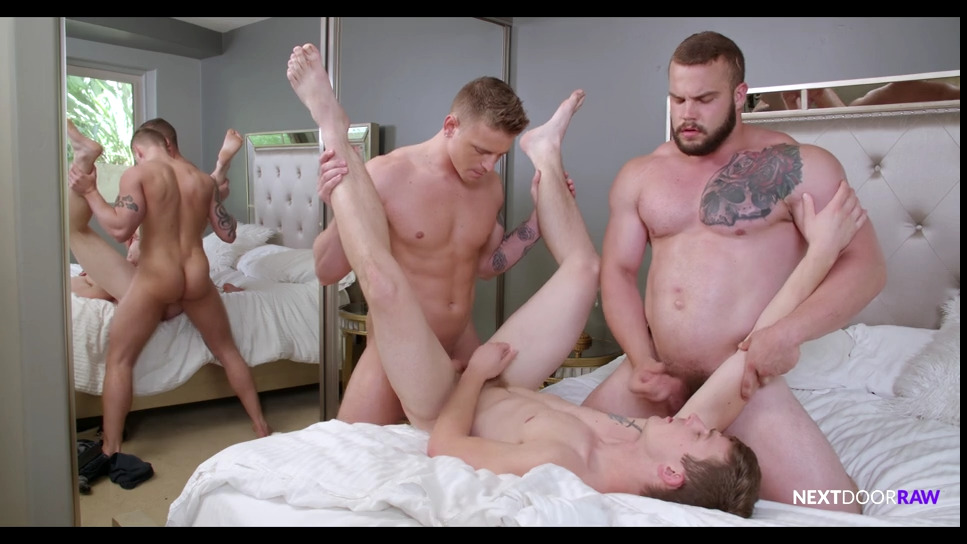 Gunner, Nathan Styles and Dax Carter 4