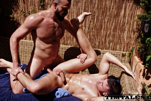 Andy Onassis and Lukas Daken