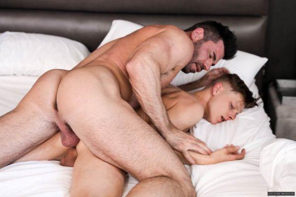 Billy Santoro and Austin Chapman