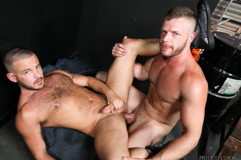 Brian Bonds and Sean Harding 6