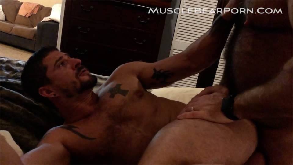 Daddy Will and Sean Maygers 1