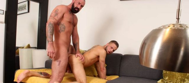 Koby Lewis and Tommy Sparks