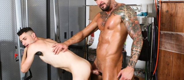Robbie Caruso and Dolf Dietrich