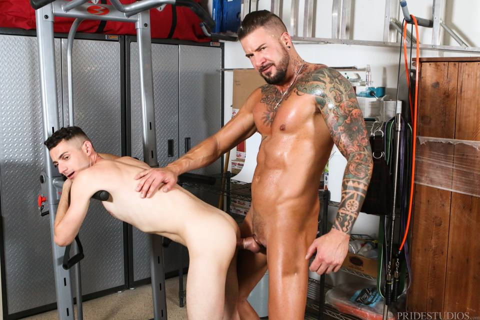 Robbie Caruso and Dolf Dietrich 4