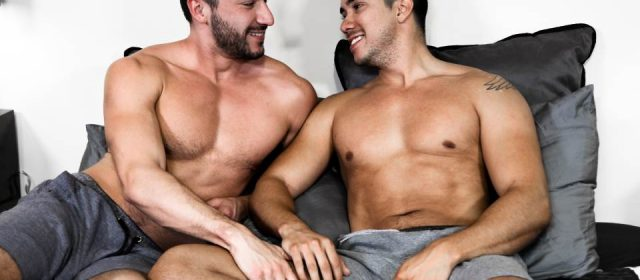 Scott DeMarco and Adrian Suarez