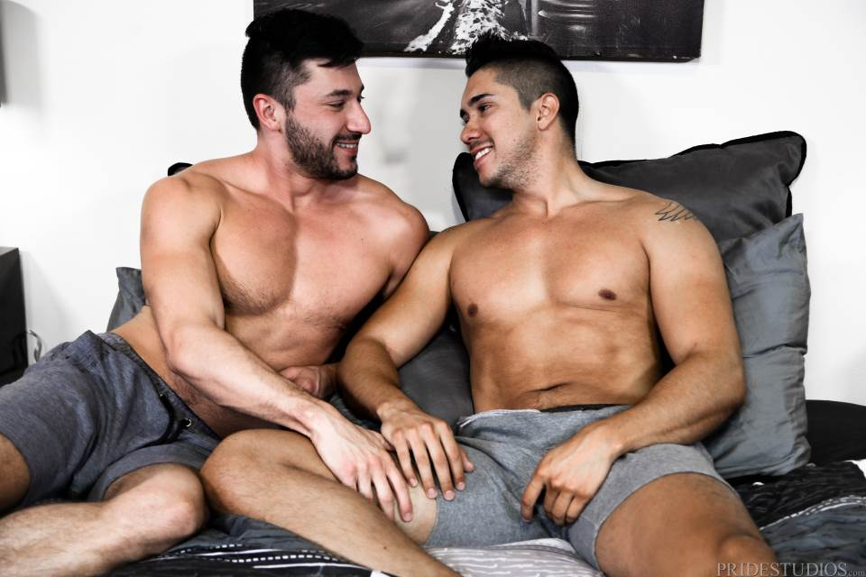 Scott DeMarco and Adrian Suarez