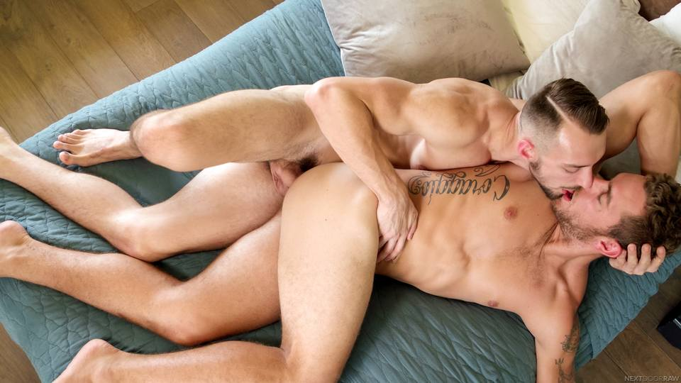 Carter Woods and Johnny B 6