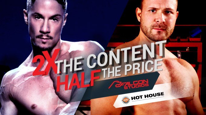 Falcon Studios And Hot House Entertainment Merge 1