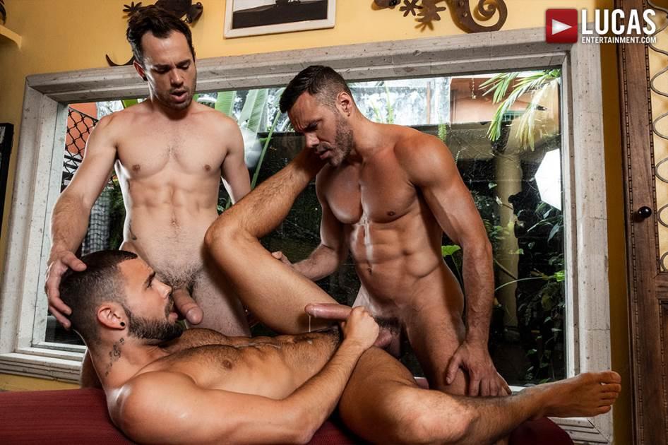 Manuel Skye, Sean Xavier and Jeffrey Lloyd 2