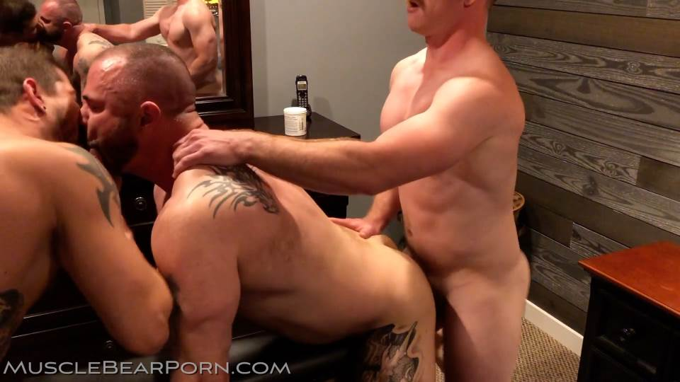 Nate Stetson, Will and Liam Angel 4