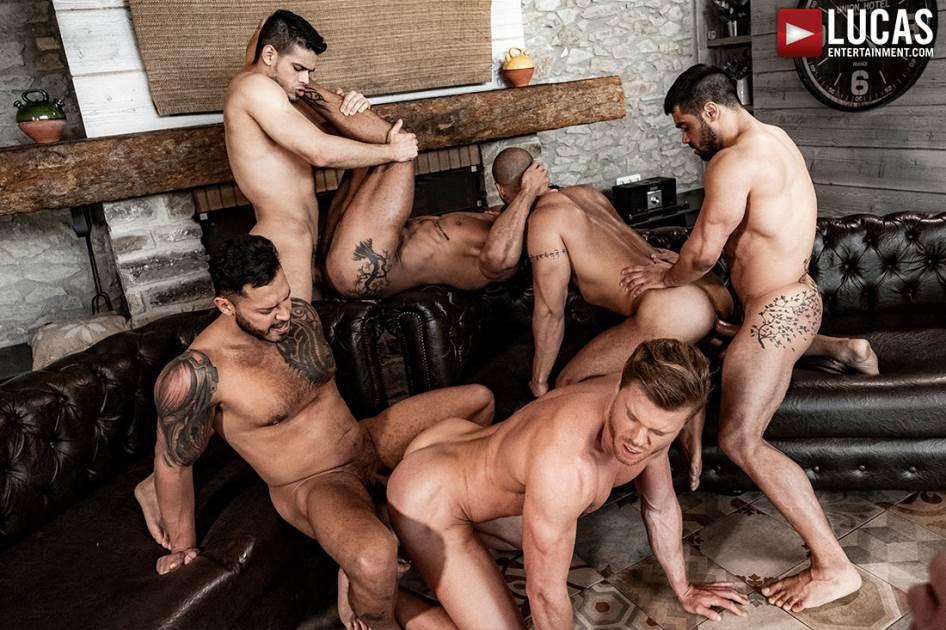 Rico Marlon 6 Gay Orgy 3