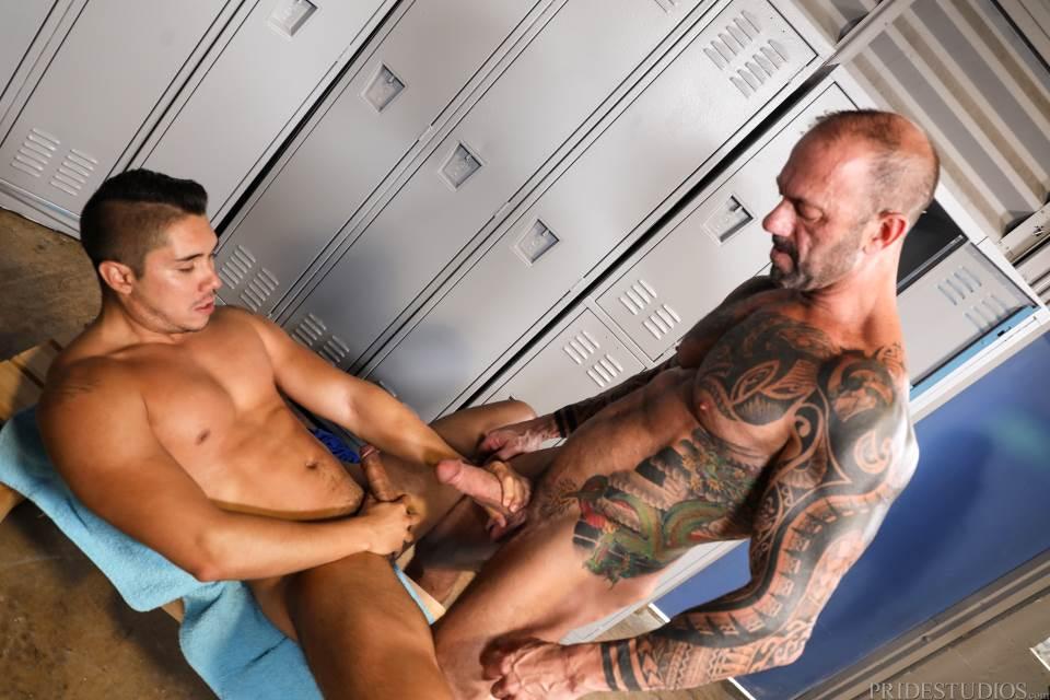 Vic Rocco and Adrian Suarez 1