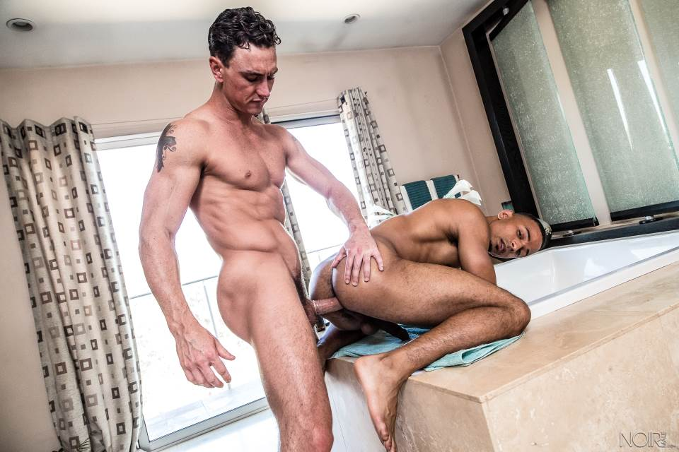 Cade Maddox and Zario Travezz 6