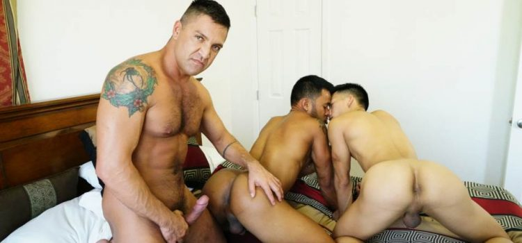 Peter Fever Kink – Episode 4: David Ace, Trevor Northman and Dominic Pacifico