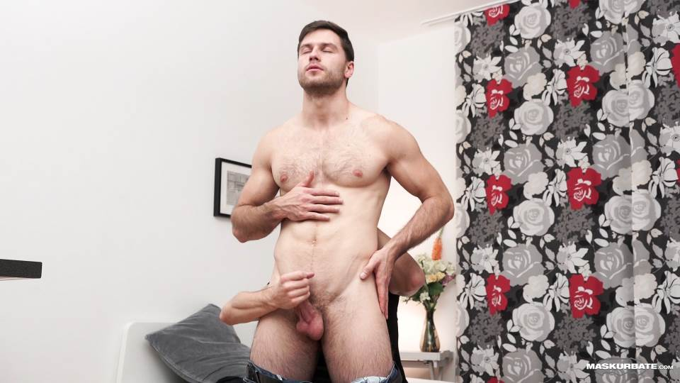 Sam Cuthan - Jerking Off 1
