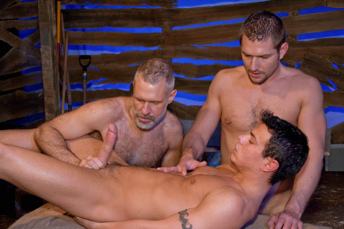 Allen Silver, Jesse Santana and Andrew Justice 1