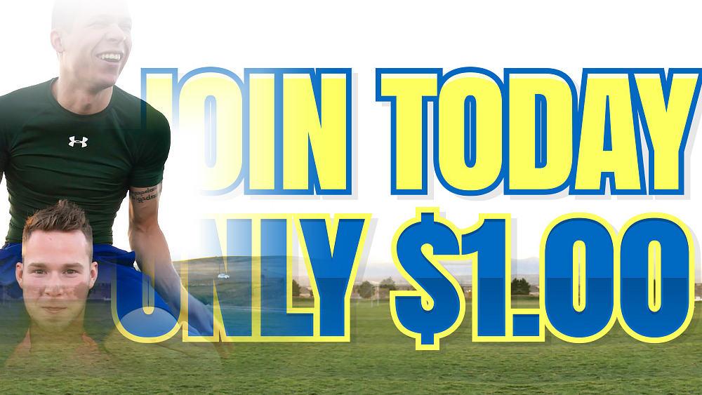 College Dudes - $1 Black Friday Deal