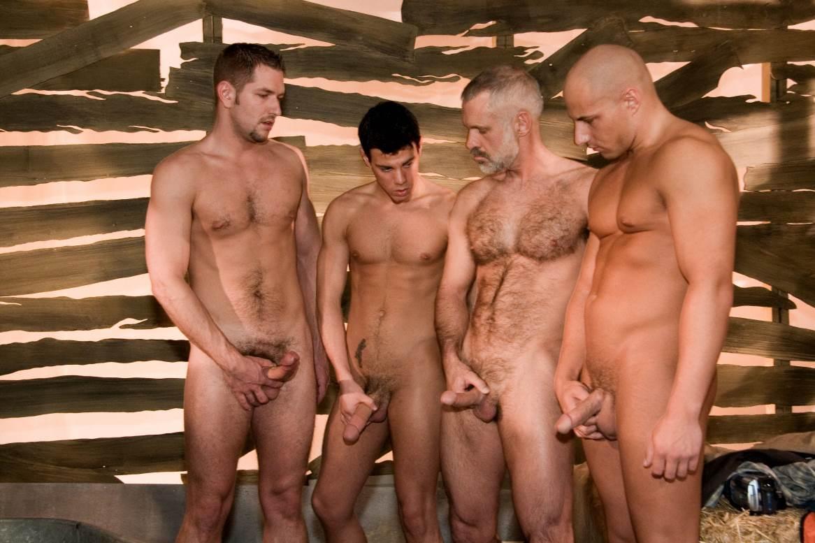 Dean Flynn, Allen Silver, Jesse Santana, Justin Riddick and Andrew Justice 1