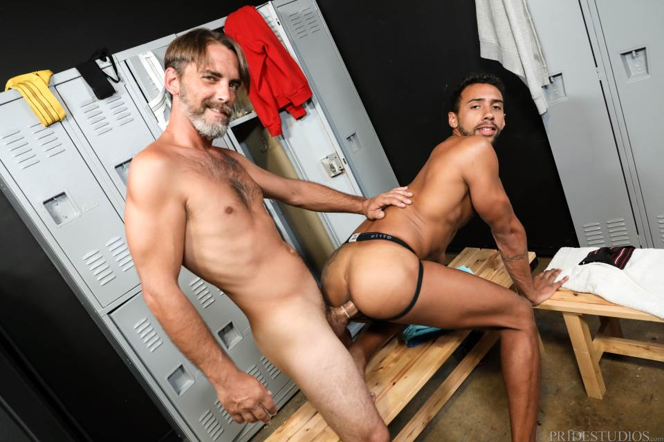 Joe Parker and Jay Alexander For Pride Studios 2