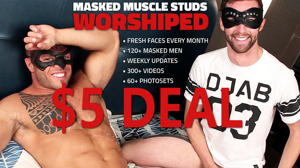 Maskurbate $5 Black Friday Deal