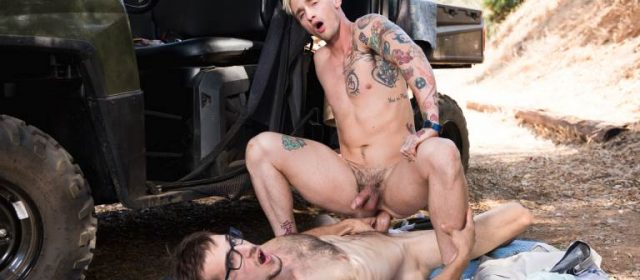 Next Door Raw Presents: Lance Ford and Donte Thick