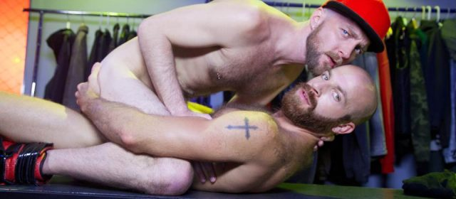 Otter Erotic: James Stevens and Deviant Otter