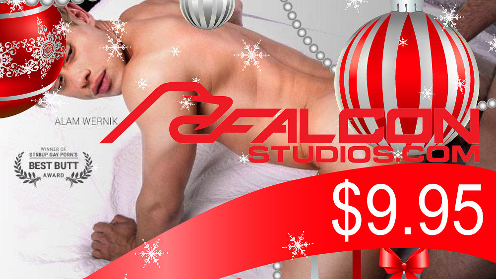 Falcon Studios & Hot House - $9.95 Holidays 2018