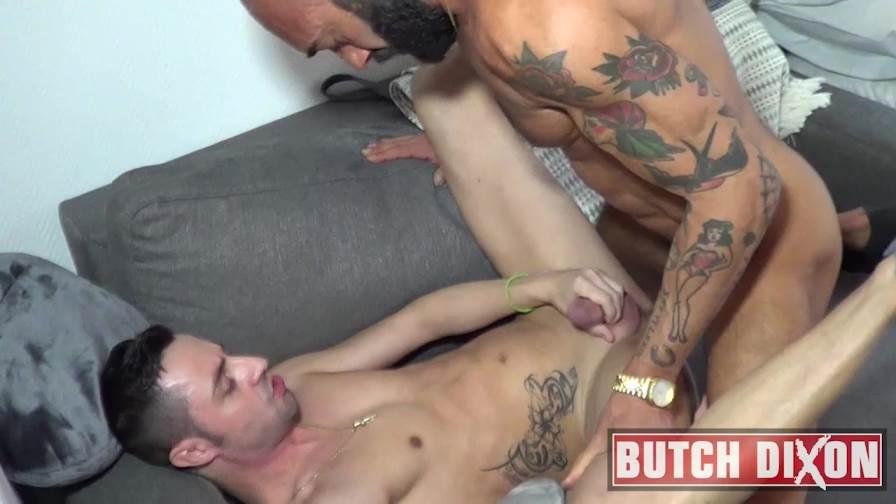 Gianni Maggio and Kosmo Goran For Butch Dixon 4