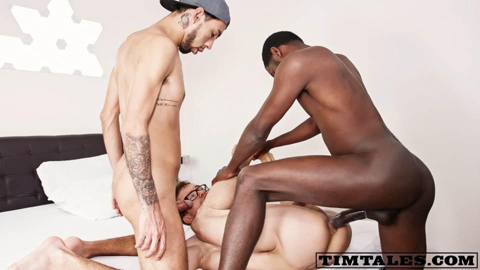 Henrik Sommer, Devon Lebron and Franklin Acevedo 4