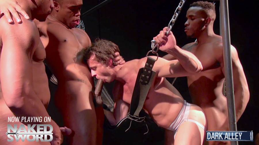Interracial Dungeon By Raw Fuck Club 5