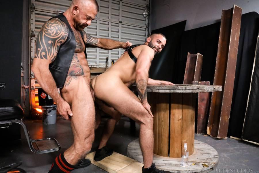 Jon Galt and Fernando Del Rio