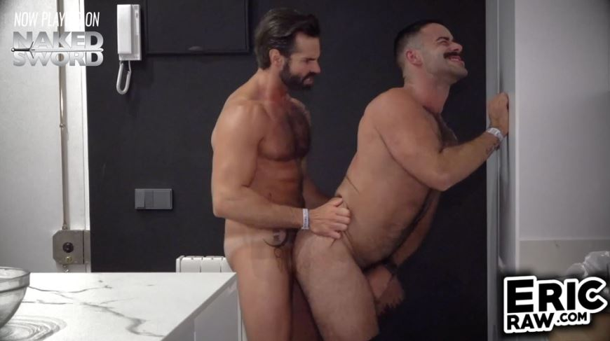 Naked Sword Presents: Plowed And Filled By Eric Videos 1